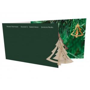 Weihnachtskarte | 3D...