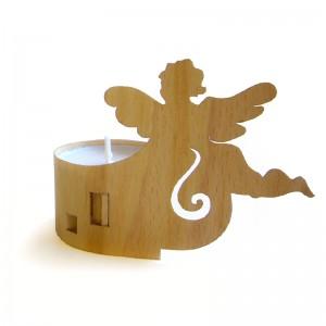 Teelichtbanderole | Engel |...